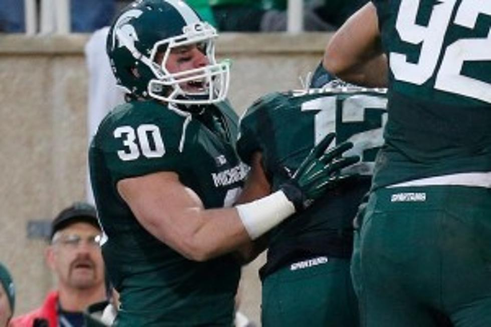 competitive price 6c40a 0f06b Michigan State's Riley Bullough Has Released A Country Song