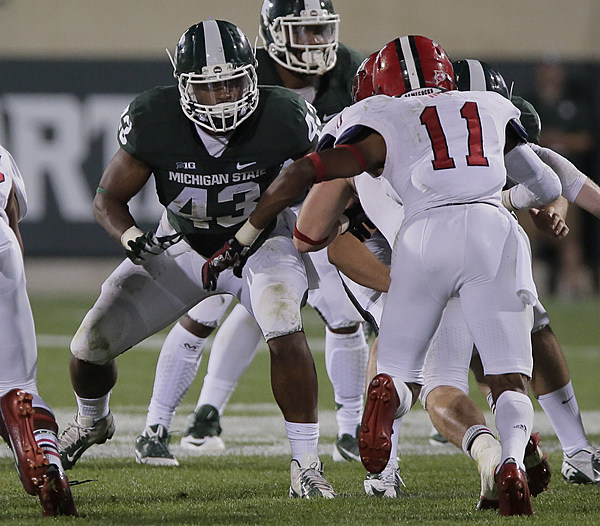 3 Key Contributors Look to Return to MSU Football Next Season
