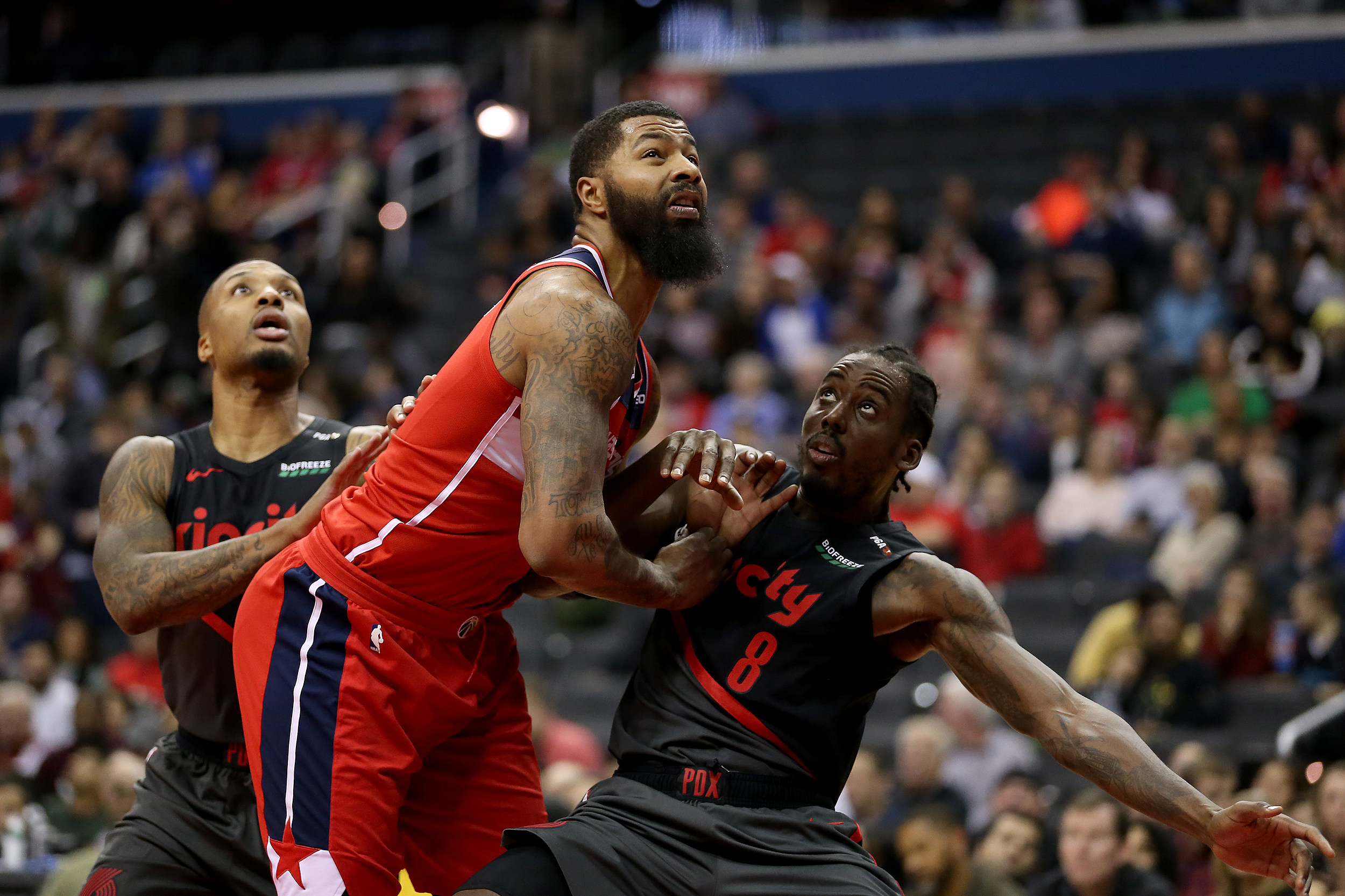 Pistons Add Markieff Morris To Roster