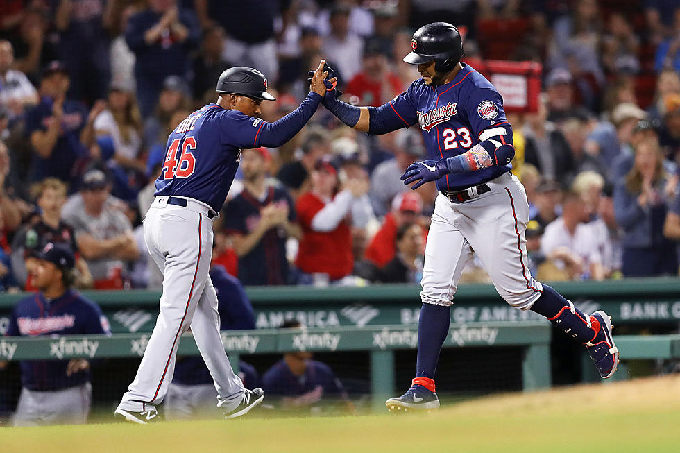 Twins Use Long Ball to Knock Off Red Sox