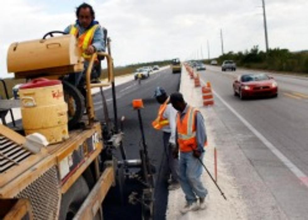 Hwy 55 Resurfacing Project To Cause Delays