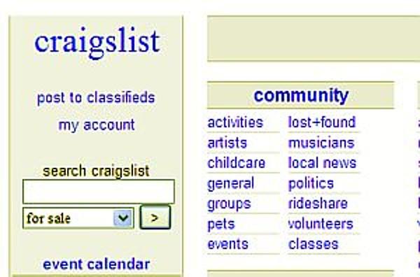 Craigslist St Cloud Mn Cars >> Police Be Safe Smart When Using Craigslist