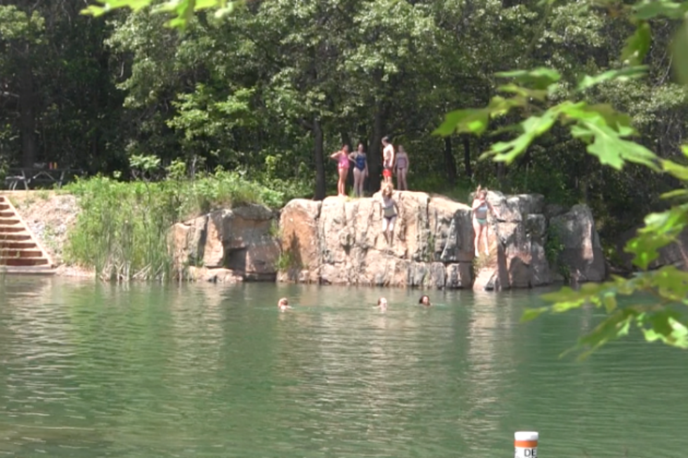 New Swimming Quarry Makes A Splash, Officially Open For Your