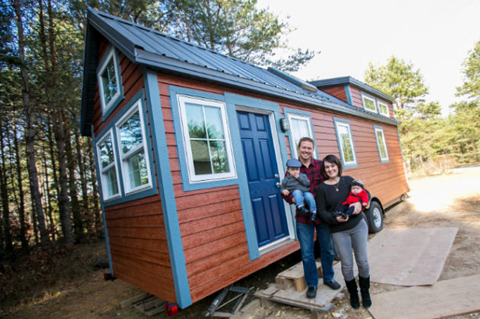 Becker Family And Their Tiny House To Be On Hgtv