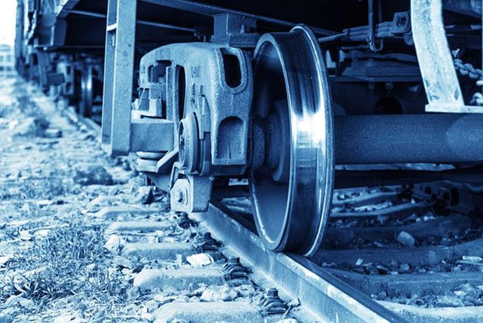 Crews Work to Clean Up Derailed Train Cars Near Alexandria