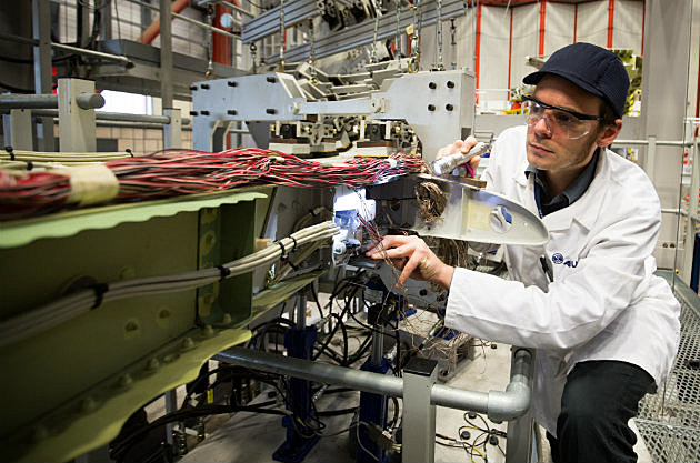 Tour of Manufacturing: DCI Has Worldwide Reach