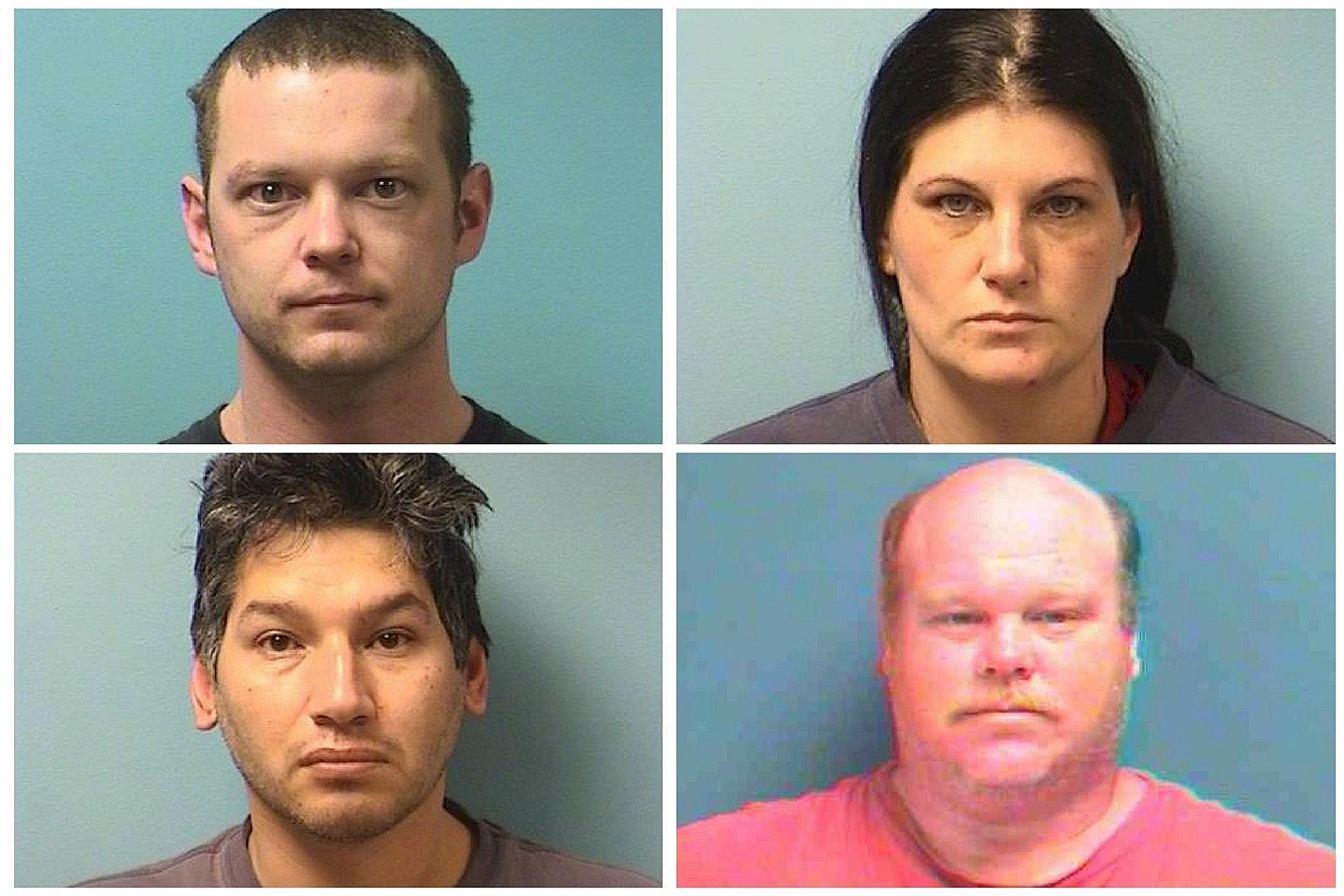 Task Force Arrests 14 People In St  Cloud Metro Area Drug Busts