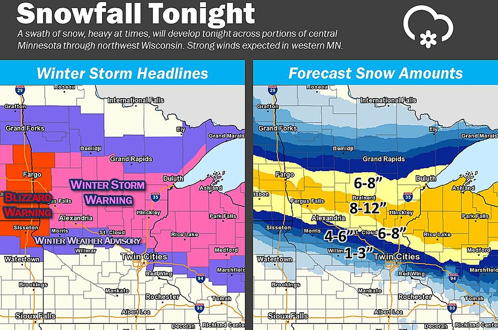 Update: Winter Weather Advisory for St  Cloud Area