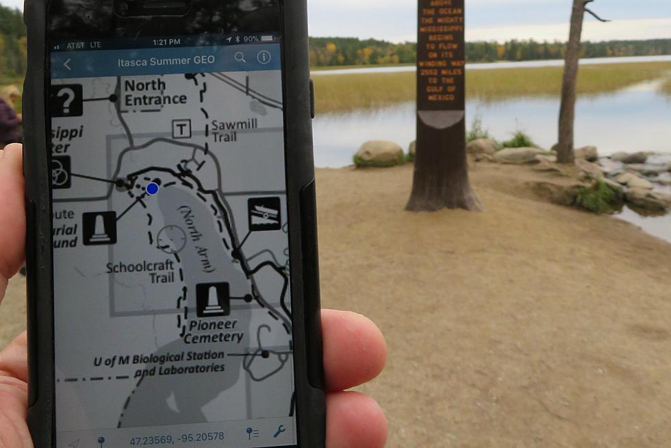 DNR Offers Free GeoPDF Map Downloads