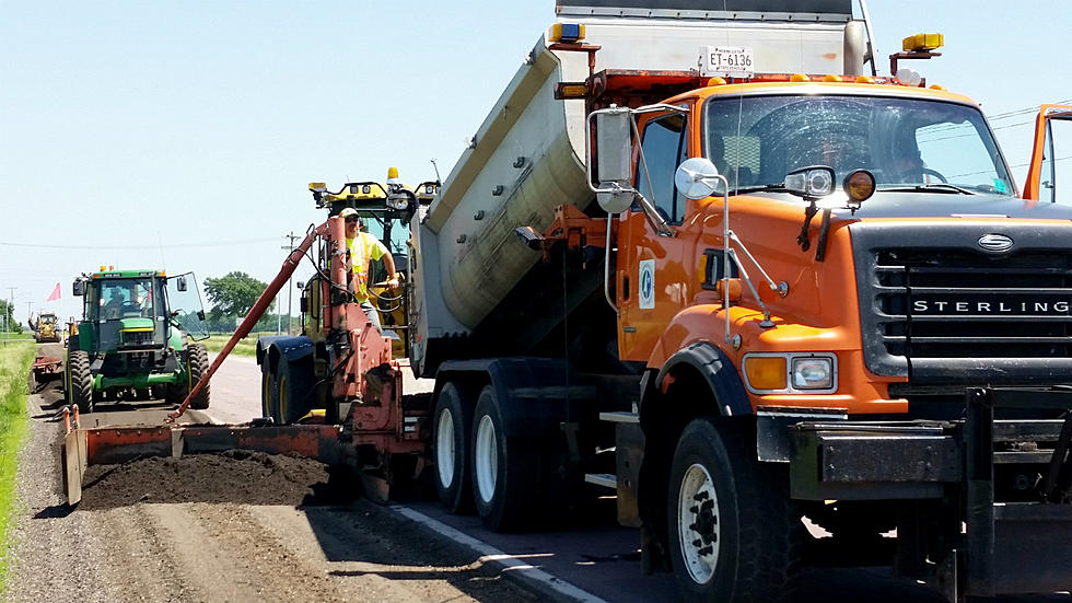 Highway 55 Construction Project Wrapping Up