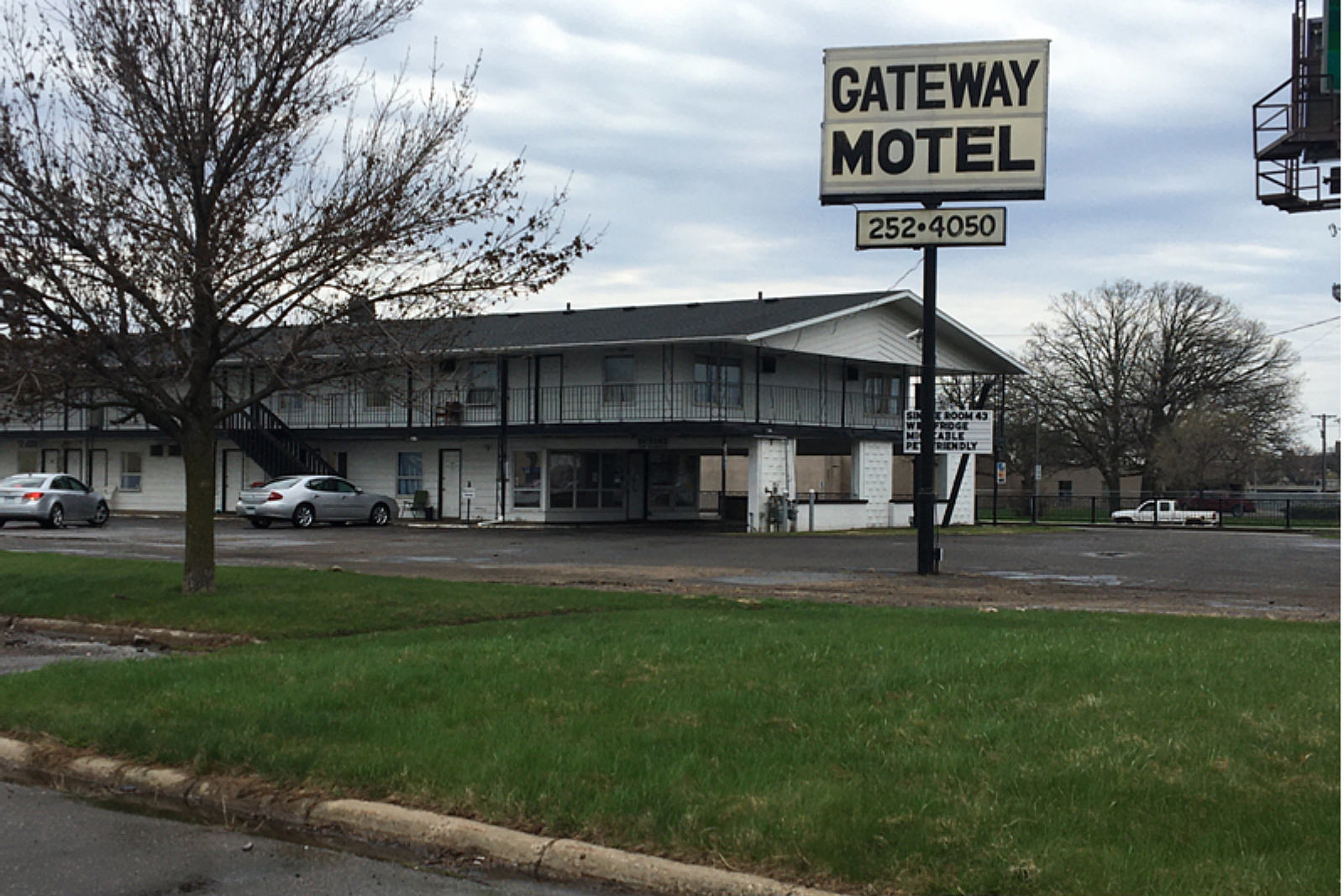 Gateway Motel Redevelopment Project Awarded State Grant