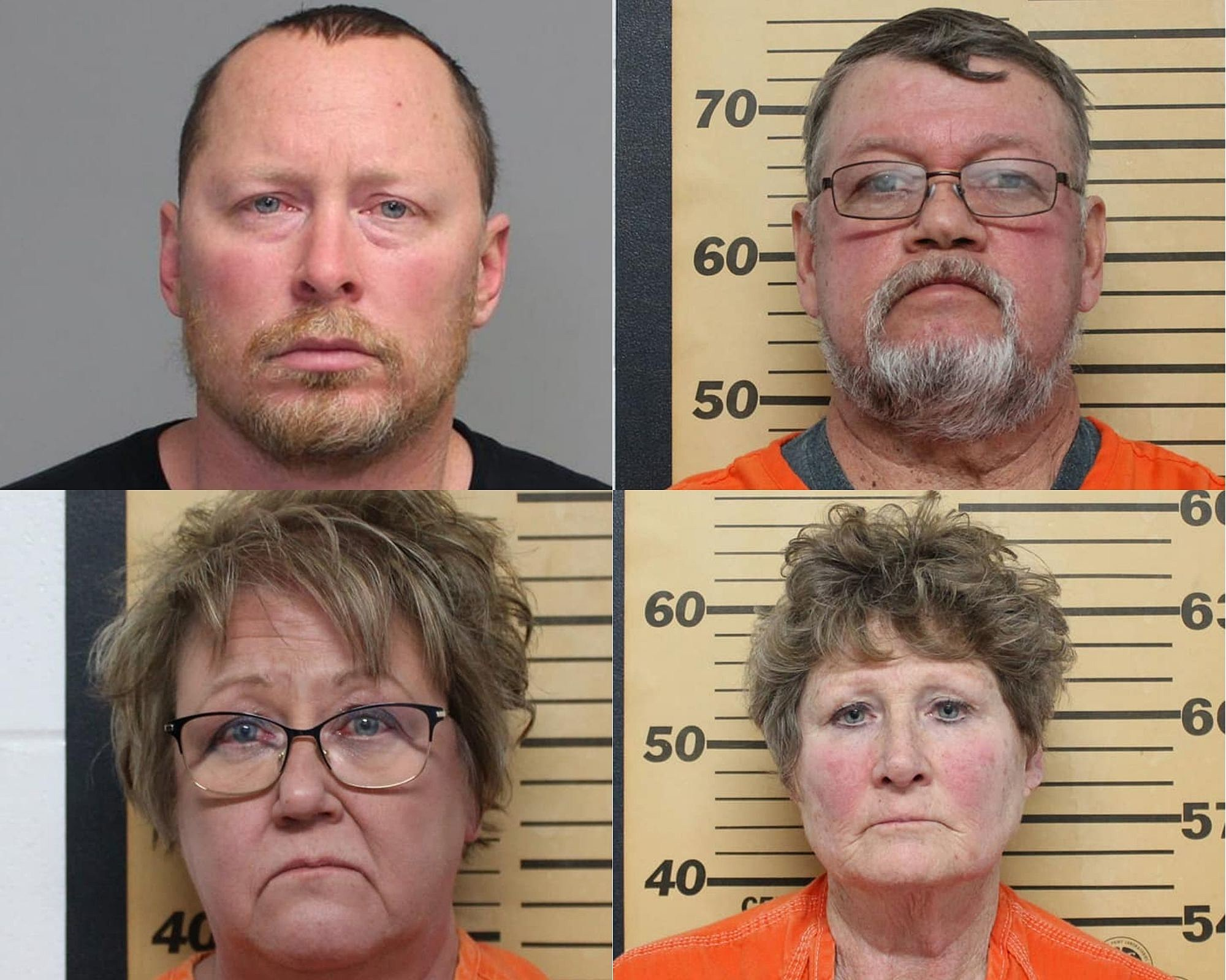 Mayor, Police Chief, and Two Clerks of Iowa Town Arrested for Embezzlement and Fraud Schemes