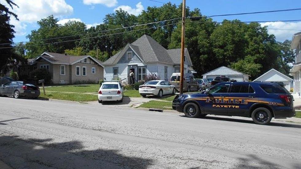 Stolen Weapons Found in Drug Bust in NE Iowa