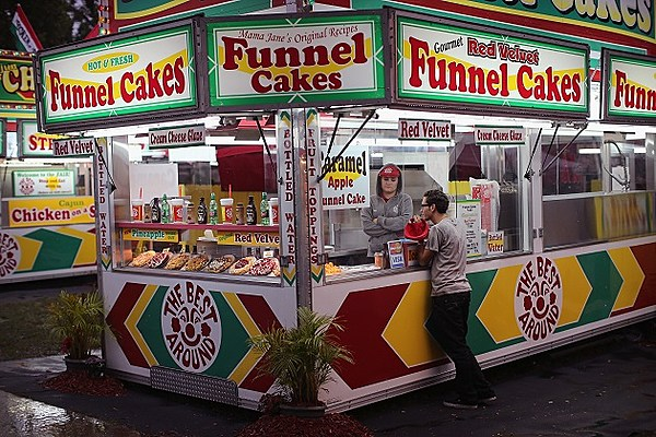 75 Different Foods On A Stick At The Iowa State Fair
