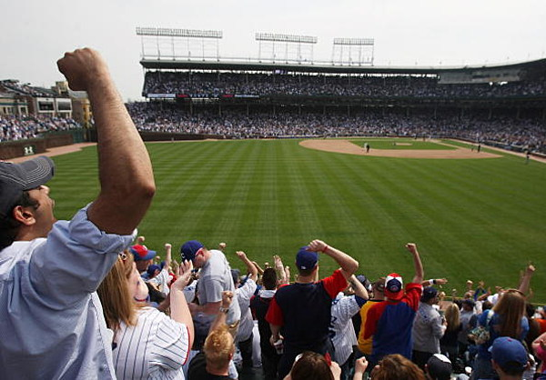 The Average Cost Of Going To A Major League Baseball Game
