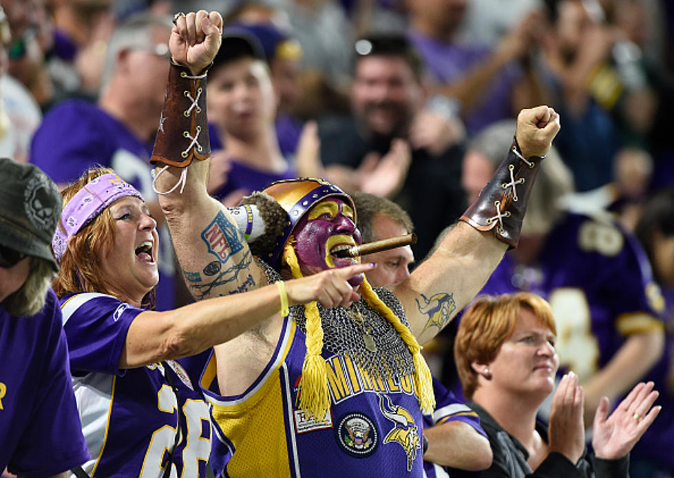 promo code a9dbd d2e43 Vikings Beat Packers...So Brain Puts On The Purple And Gold!