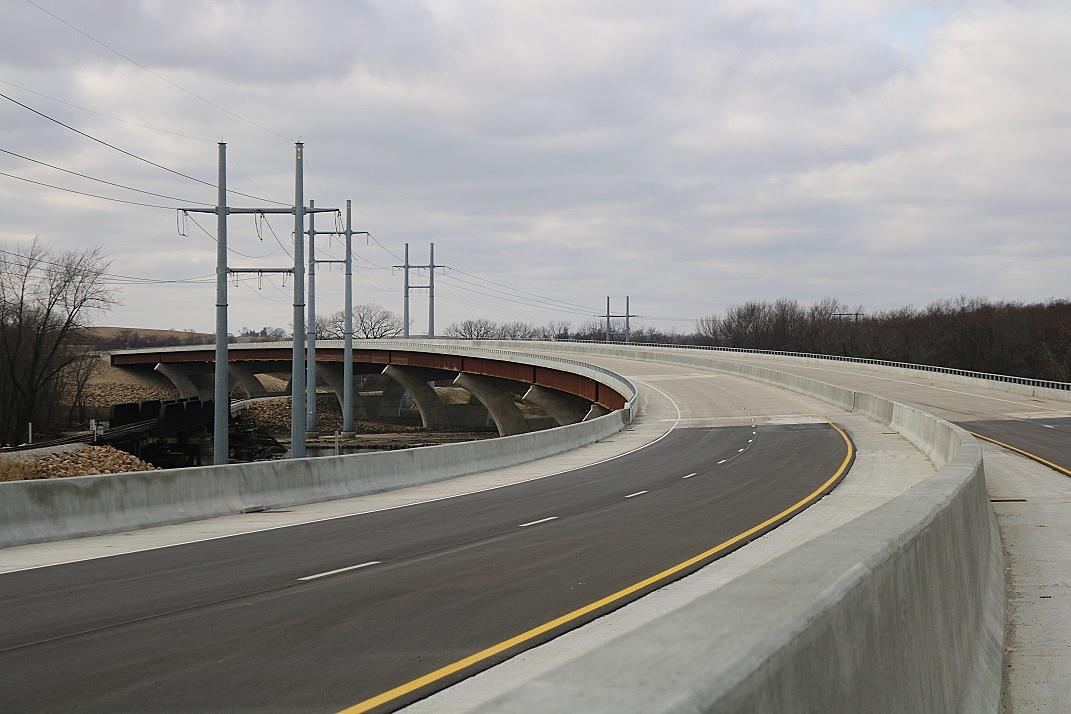 Highway 100 Bypass Nearing Completion