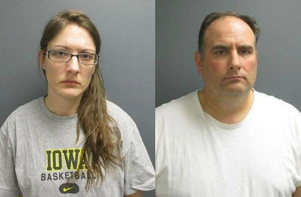 Iowa Parents Charged in Death of 16-Year-Old Daughter