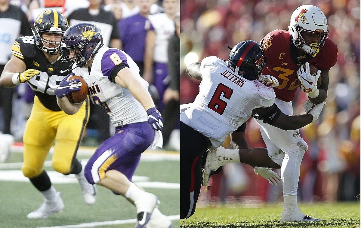 Both Iowa & Iowa State Football Teams Losing Stars to the NFL