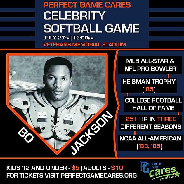 Bo Jackson Is Coming To Cedar Rapids