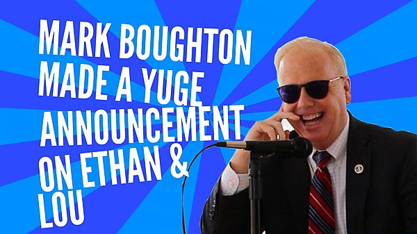 Mark Boughton Announces Running For Danbury S Mayor In 17