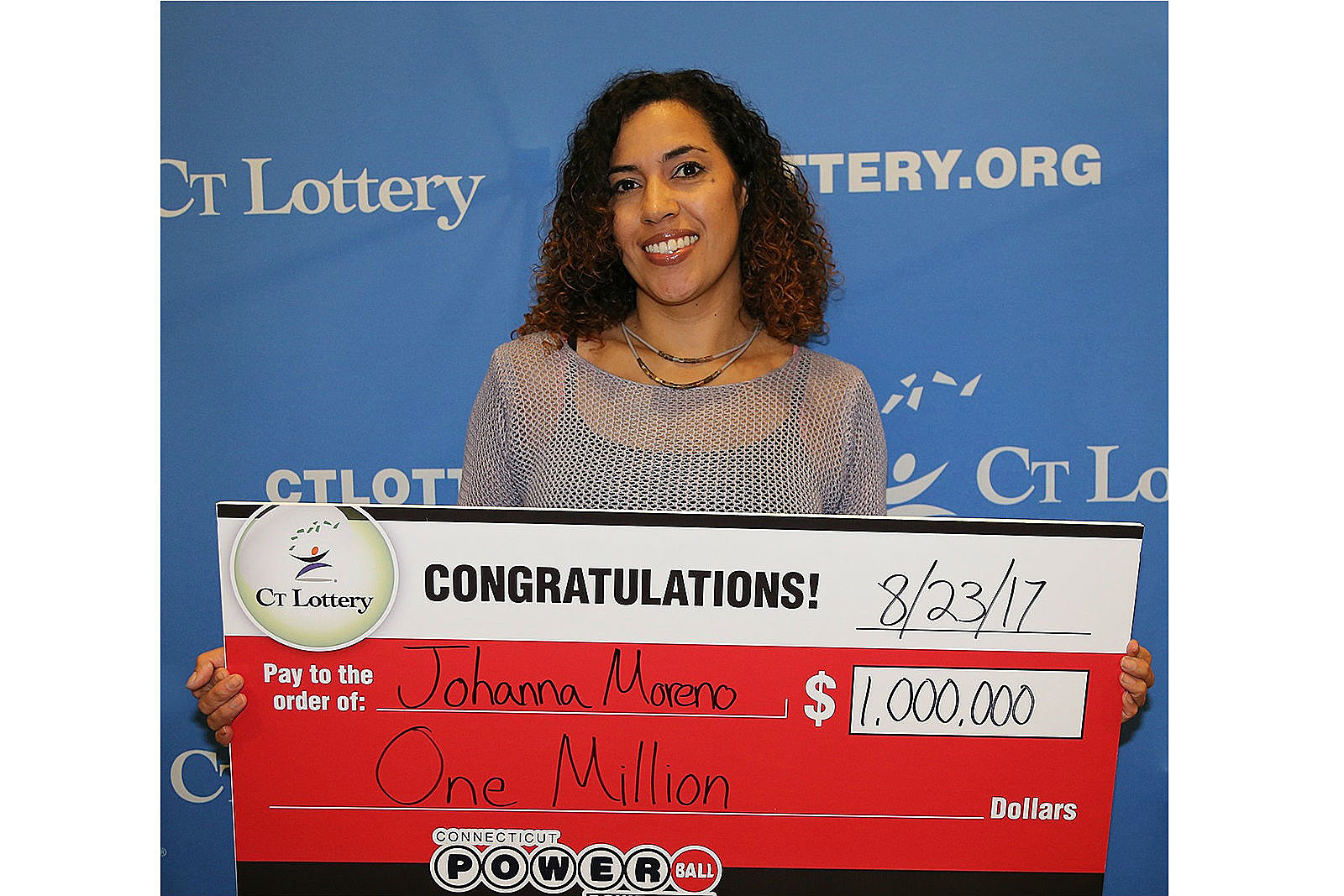 Connecticut Woman Becomes a Millionaire Overnight
