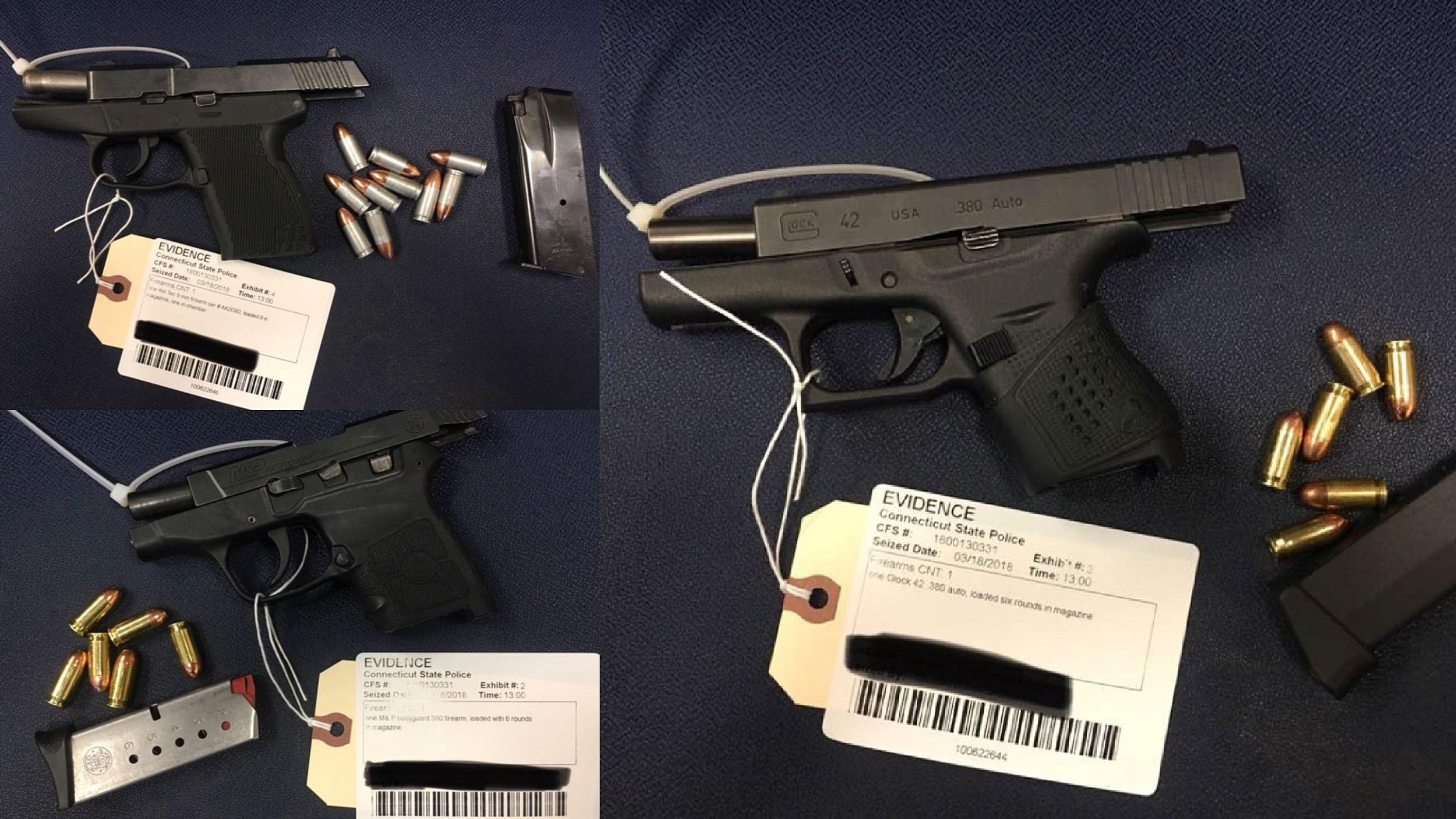 Walmart danbury ct ammo