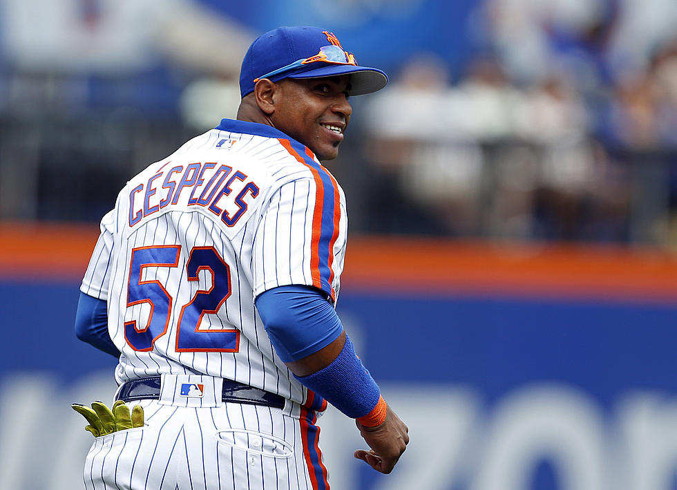 Yoenis Cespedes Breaks Ankle While Riding A Horse