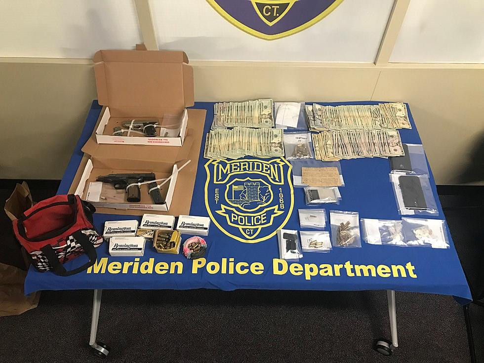 Overnight Drug Raid in Connecticut Results in Seven Arrests