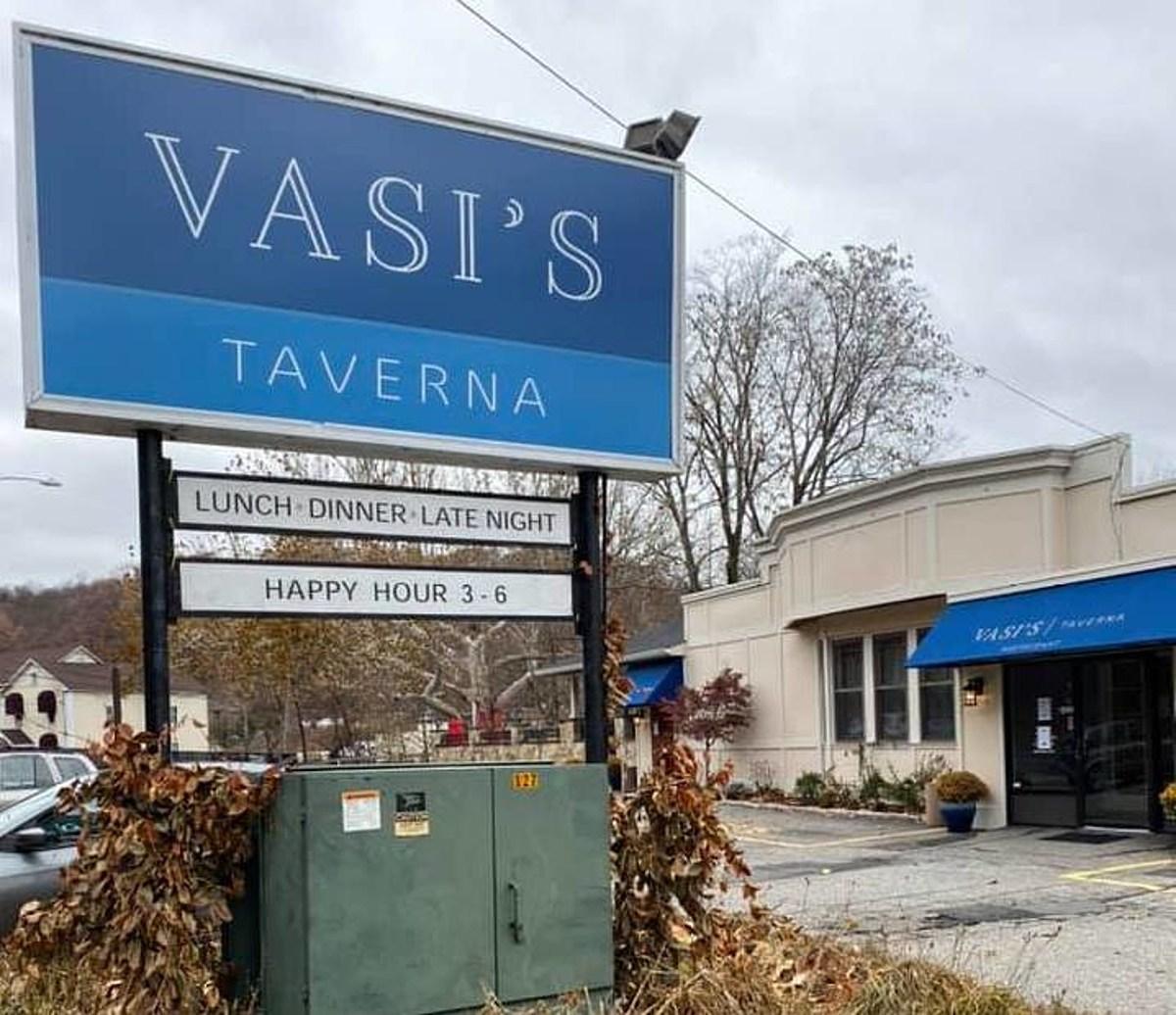 Vasis Halloween 2020 Vasi's Taverna Closes After 18 Years in Business