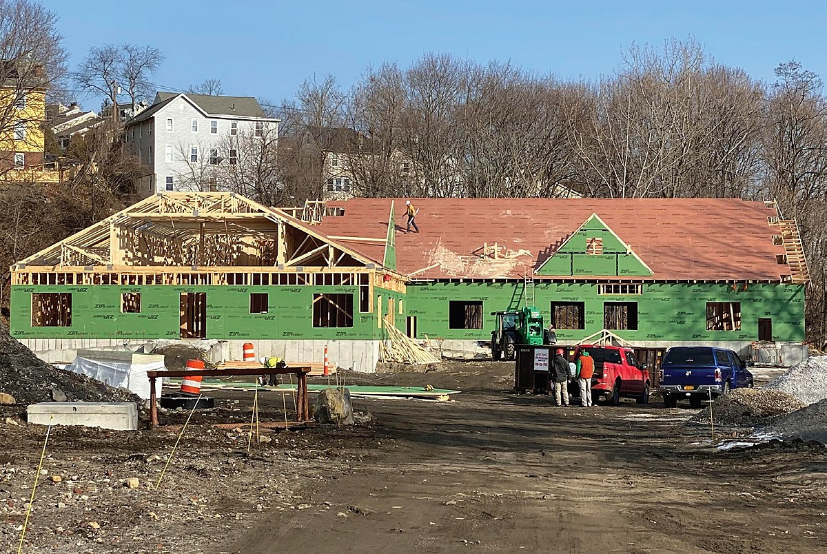 Toxic Site in Danbury Turning Into a Safe Haven for Women