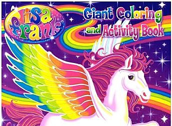 Lisa Frank Announces New All Adult Coloring Book