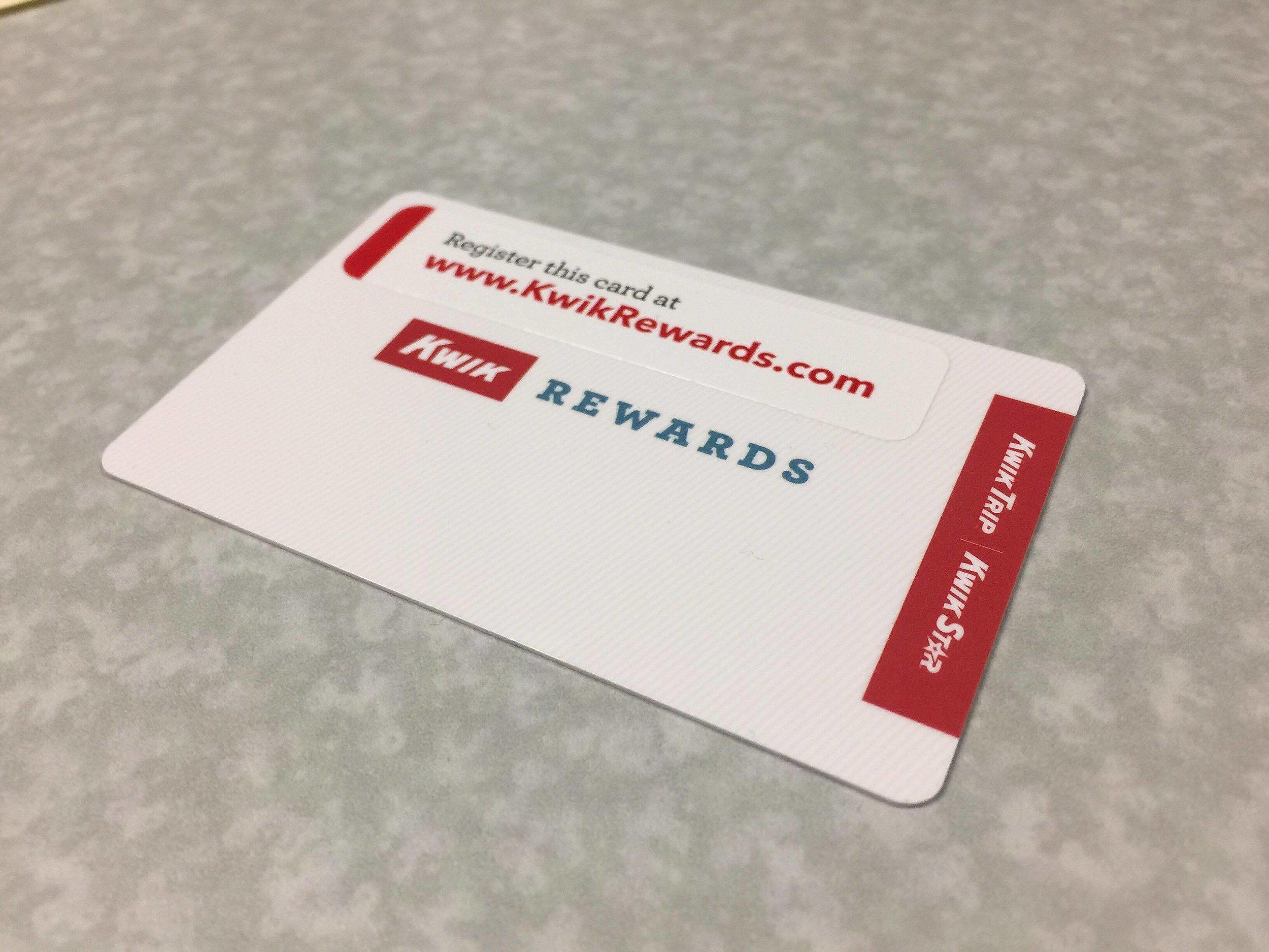 Have You Signed Up for the New Kwik Trip Rewards Program?