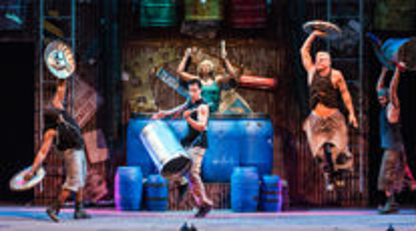 Stomp At Heritage Center