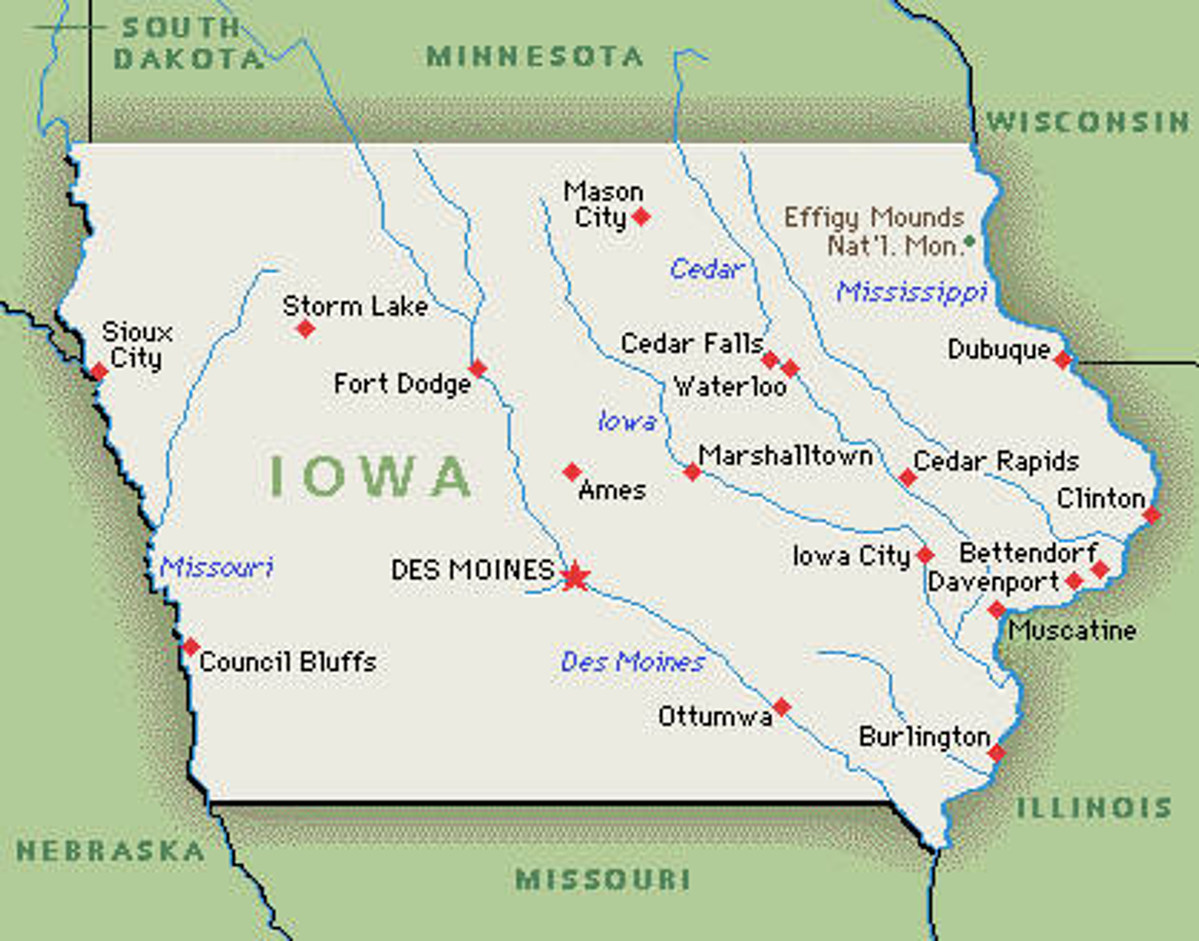 Dubuque County Not Among Iowa Counties To Partially Re Open On