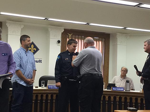 Faribault Police Add Another Shuda to the Force