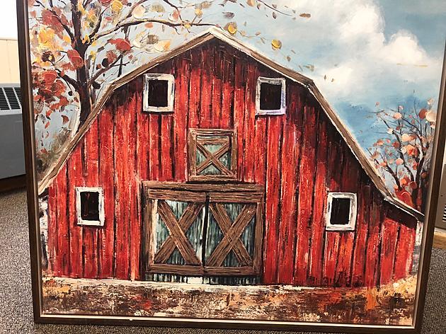 Old Barns Makes Me Smile
