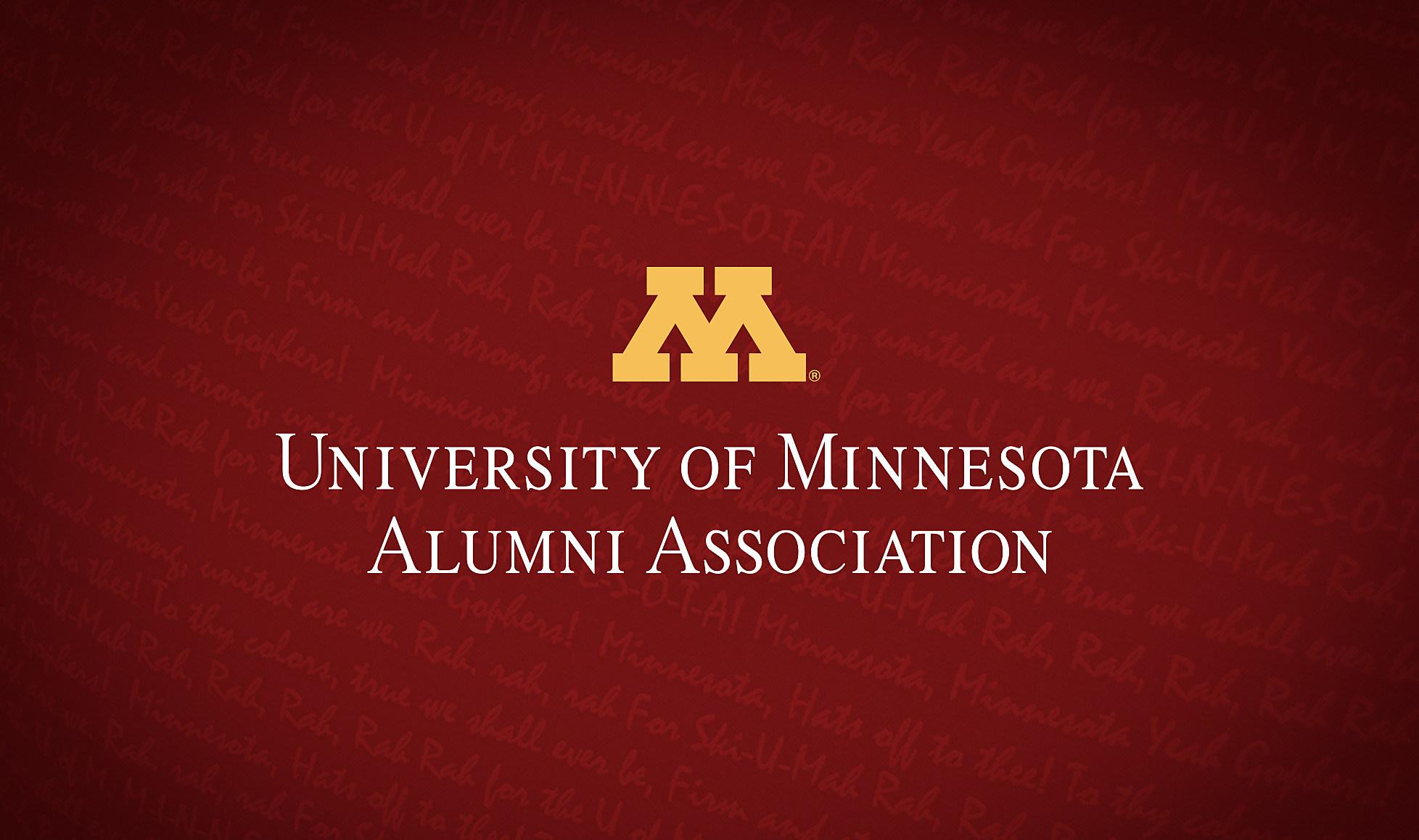 UMN Alumni Assoc. Selling and Donating Maroon & Gold Face Masks
