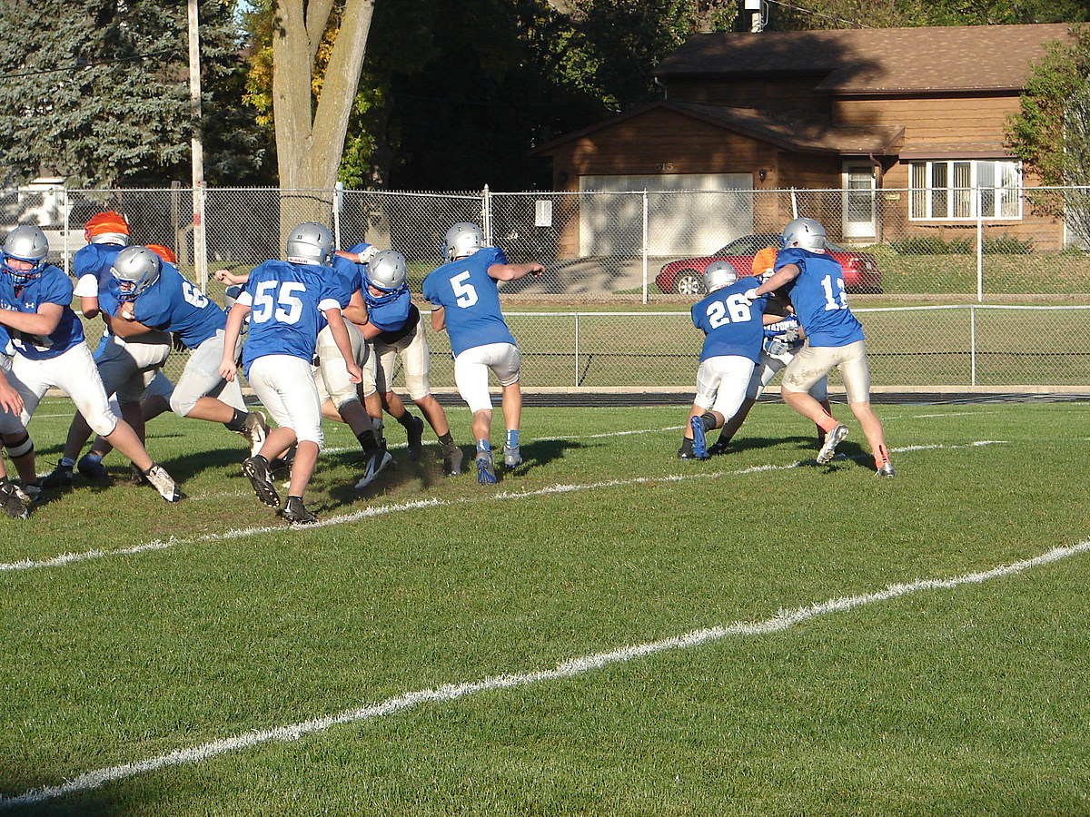 Owatonna Will Host Northfield in Section 1-5A Football ...