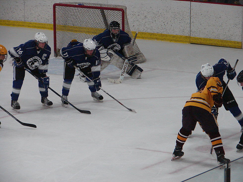 Owatonna Boys Hockey Draws Big Nine Champ John Marshall in