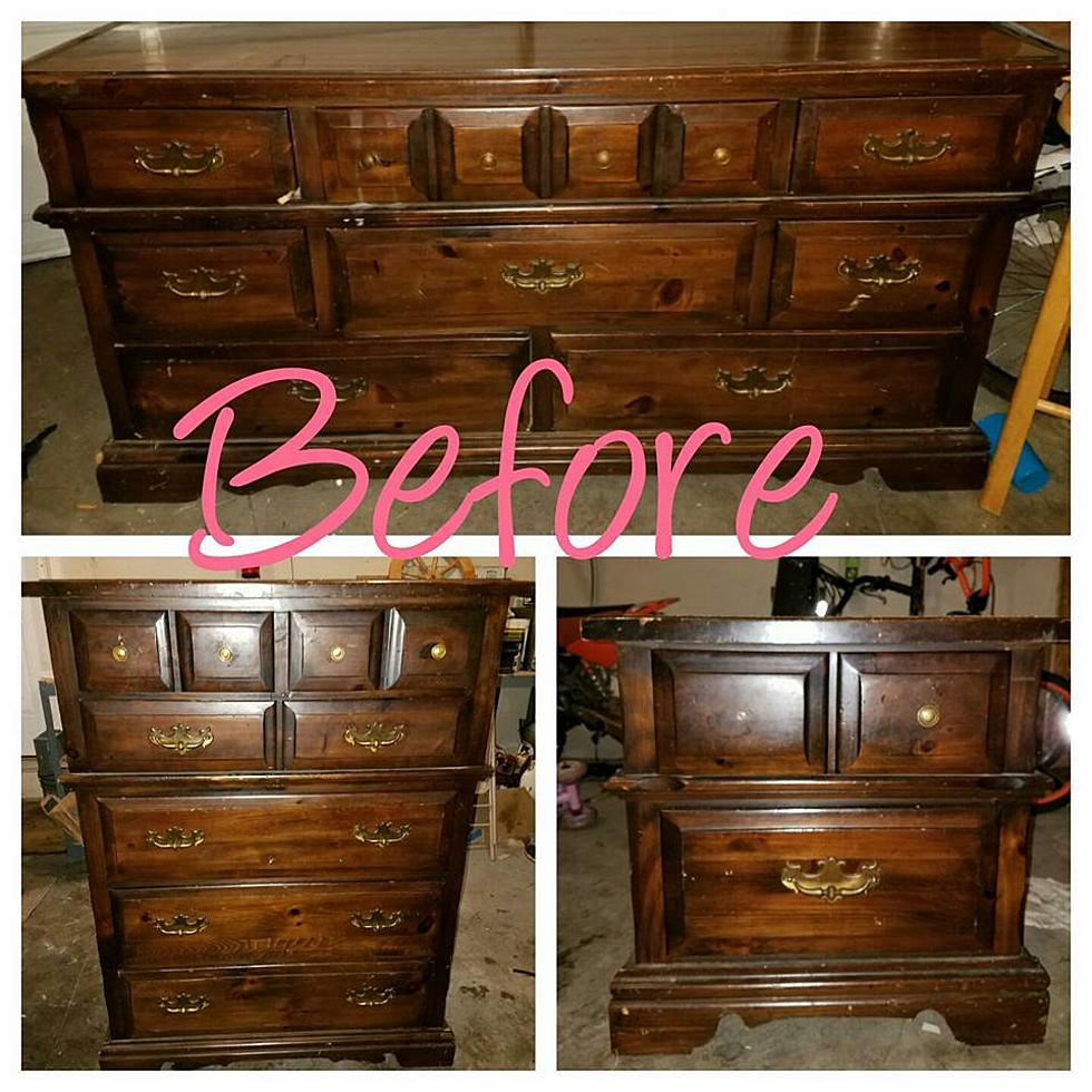 How To Refurbish Bedroom Furniture - DIY On A Budget