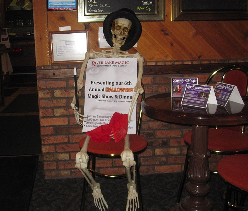 Halloween Magic Show & Dinner In The Magic Capital of the