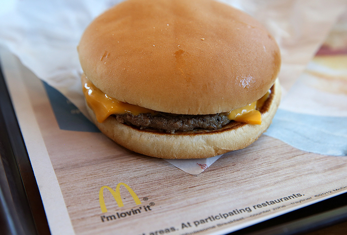 Mcdonalds pussy burger — img 7