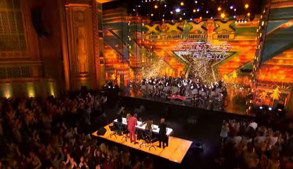 Detroit Choir Wins Golden Buzzer On America's Got Talent