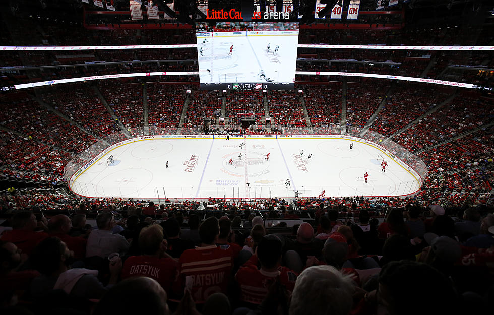Watch The Opening Ceremony From The Red Wings Season Opener
