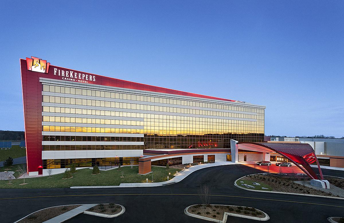 Firekeepers Casino Hotel In Battle Creek To Reopen June 1st