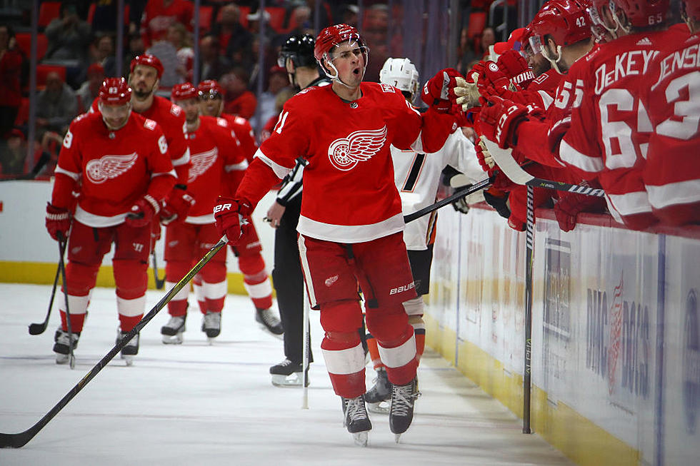 d82d706f5bc Red Wings To Have 4 Alternate Captains For 2018-2019 Season