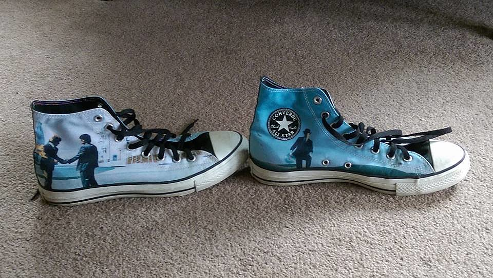 Ever Have A Favorite Pair Of Rock N' Roll Sneakers?