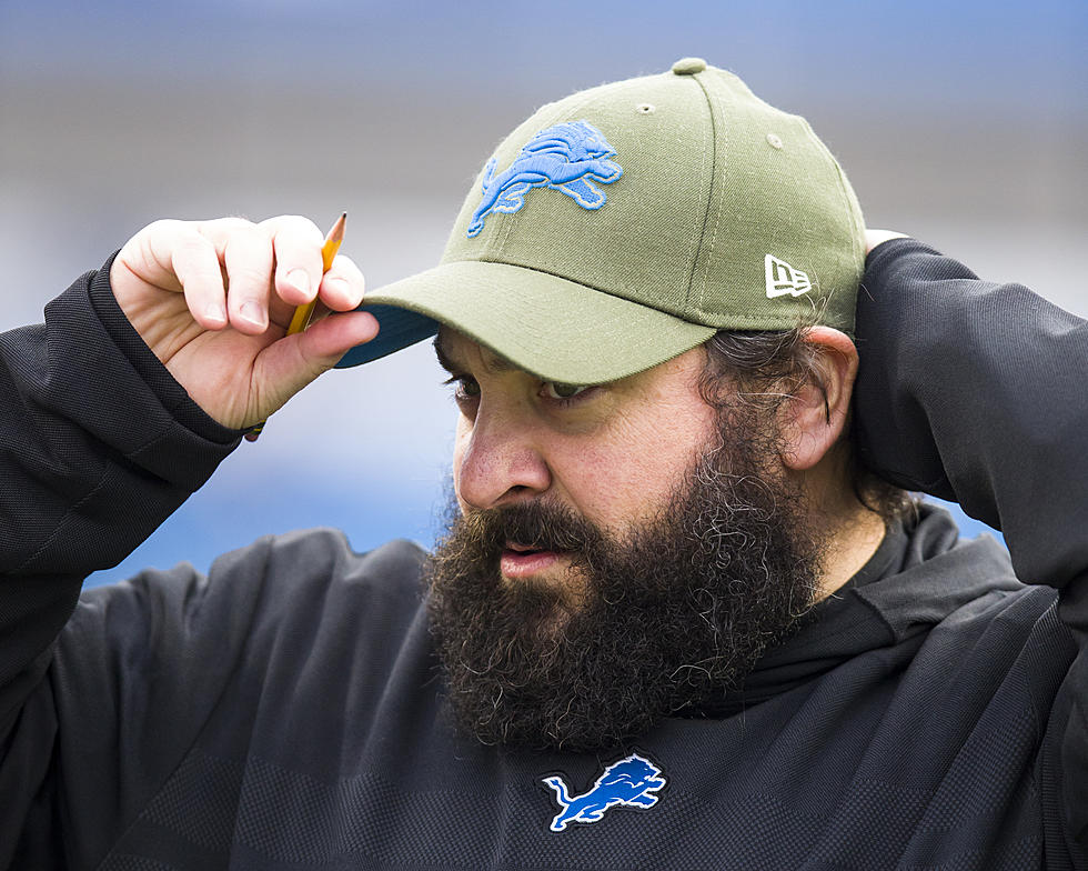 555dffc5 Lions Coach Matt Patricia Rated Near Bottom Of NFL Coaches