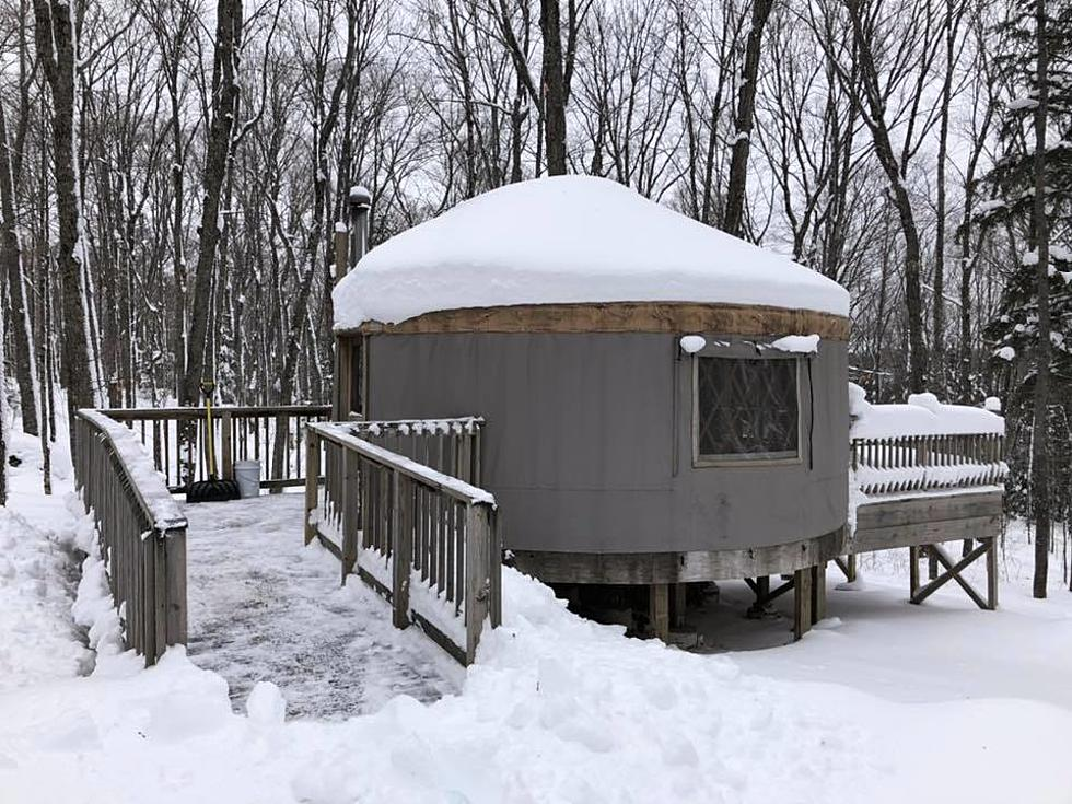 Vacation Like A Mongol Rent A Yurt In This Michigan State Park What is yurt camping, you ask? rent a yurt in this michigan state park